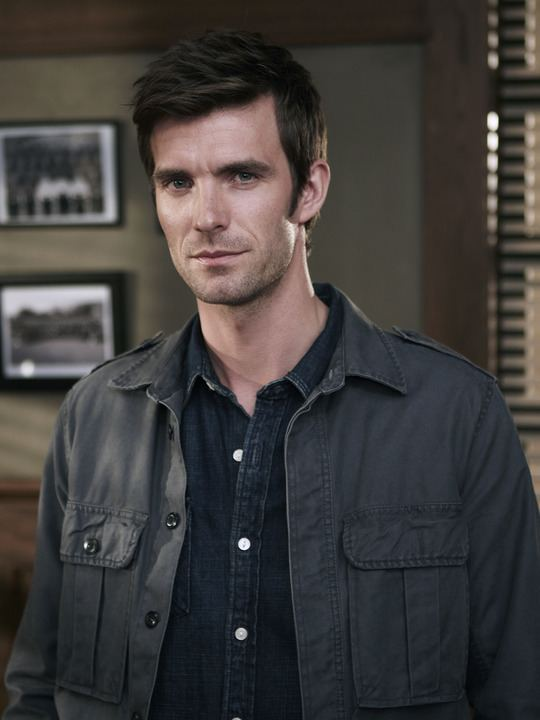 Lucas Bryant Lucas Bryant talks about season three of Syfy39s Haven