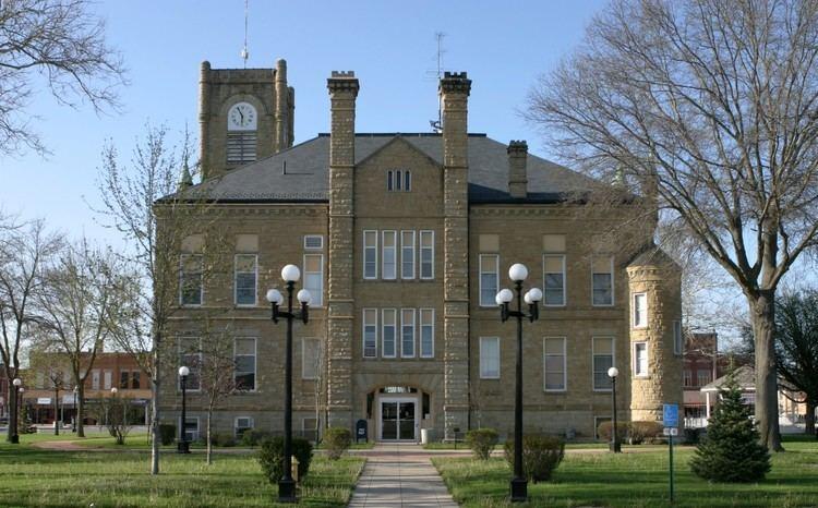 Lucas County Courthouse (Iowa)