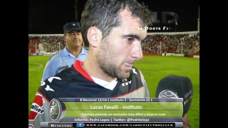Lucas Favalli Lucas Favalli Instituto 2 Sarmiento J 1 B Nacional