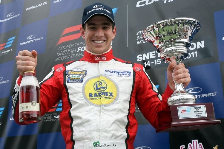 Lucas Foresti Lucas Foresti Um brasileiro na trilha da F1 Scuderia