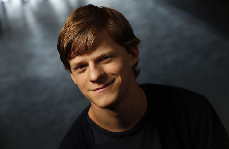 Lucas Hedges Lucas Hedges finds the lightness within the dark drama of