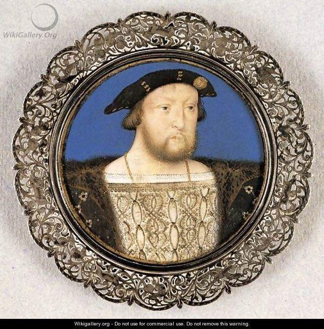 Lucas Horenbout Henry VIII King of England Lucas Horenbout