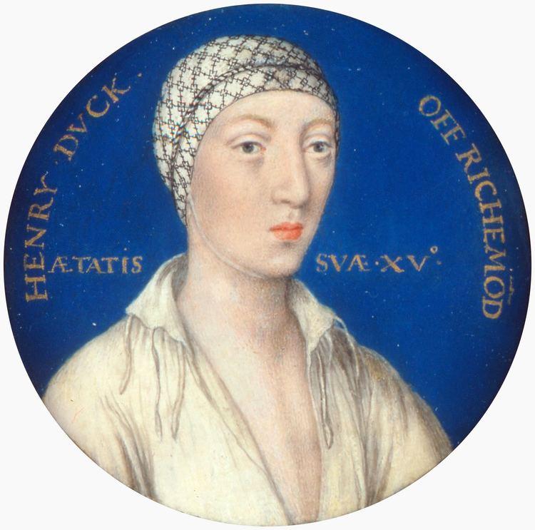 Lucas Horenbout FileLucas Horenbout Henry Fitzroy Duke of Richmond and Somerset