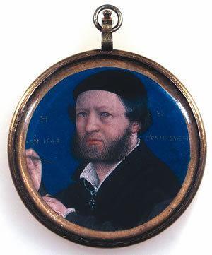 Lucas Horenbout Horenbout Hans Holbein