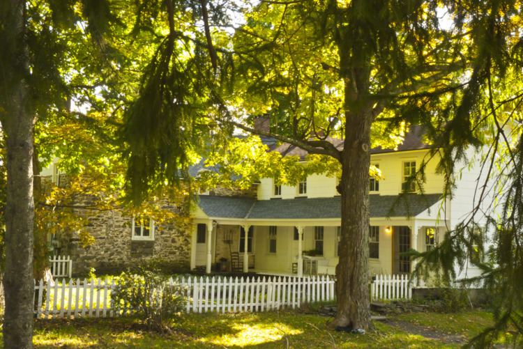 Lucas Krom Stone House