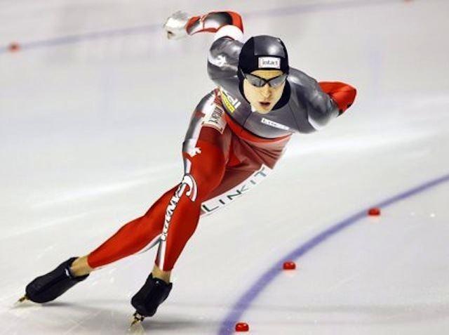 Lucas Makowsky Team Canada Lucas Makowsky National Team Long Track Speed