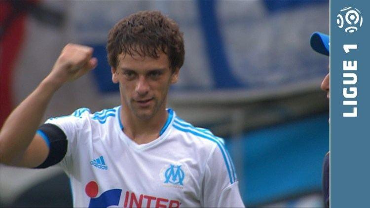 Lucas Mendes But Lucas MENDES 8739 Toulouse FC Olympique de