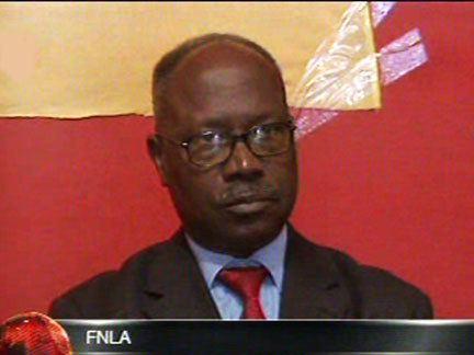 Lucas Ngonda Lucas Ngonda Gasosa o modelo de governao de Angola