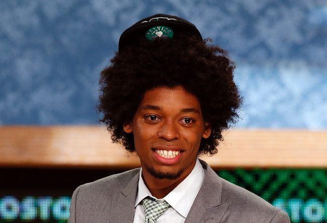 Lucas Nogueira Bebe Raptor Lucas Nogueira pines for NBA Raptors