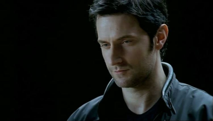 Lucas North Lucas North teenagers and Richard Armitage39s performance of anger