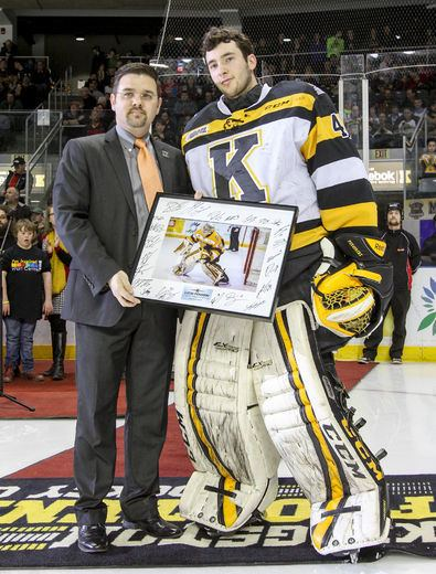 Lucas Peressini Peressini Watson OHL awards finalists The Kingston Whig