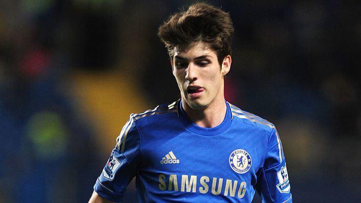 Lucas Piazon Frankfurt loan for Chelsea39s Lucas Piazon ESPN FC