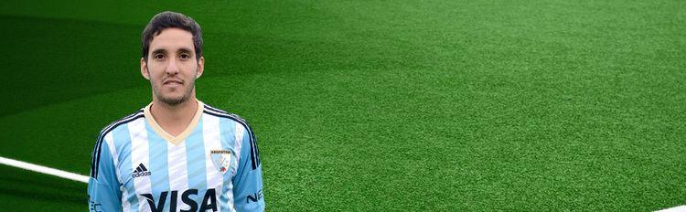 Lucas Rey Perfil del jugador Lucas Rey CAH Confederacin Argentina