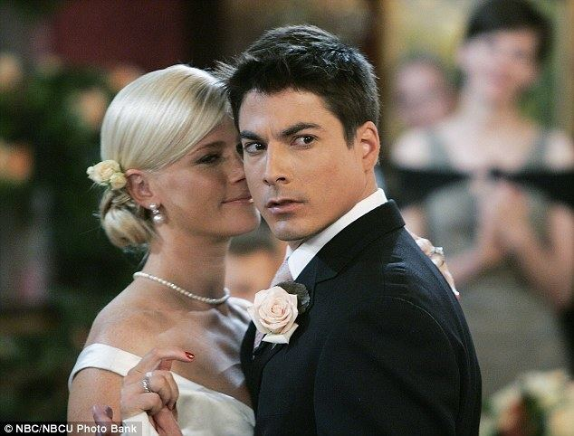 Lucas Roberts EXCLUSIVE TV39s Days of Our Lives star Bryan Dattilo welcomes new