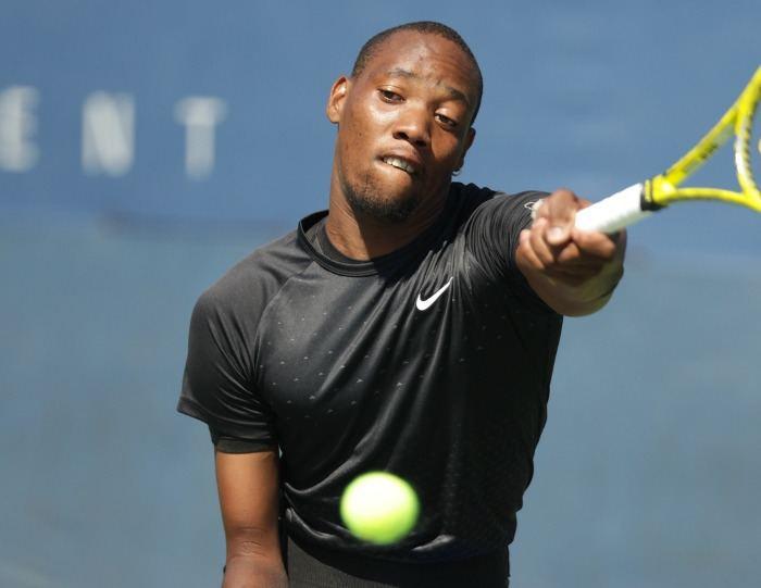 Lucas Sithole (tennis) ITF Tennis WHEELCHAIR Articles Houdet van Koot and