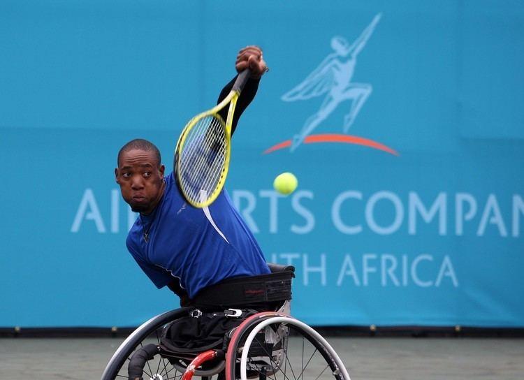 Lucas Sithole (tennis) Sithole sets sights on his next challenge eNCA