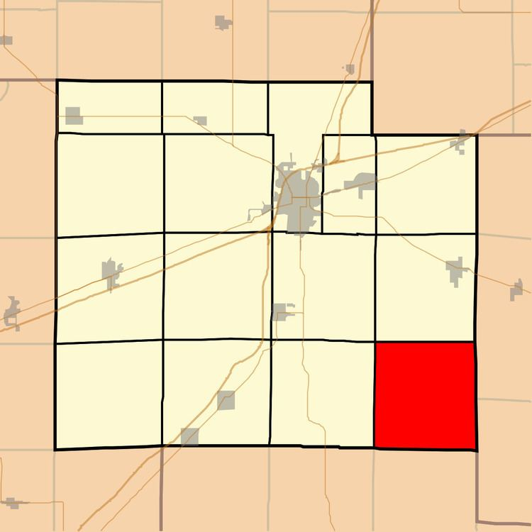 Lucas Township, Effingham County, Illinois