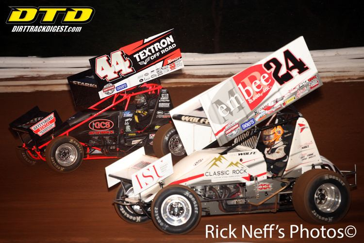 Lucas Wolfe Lucas Wolfe Gets First Of Year In Williams Grove Sprints Mark Smith