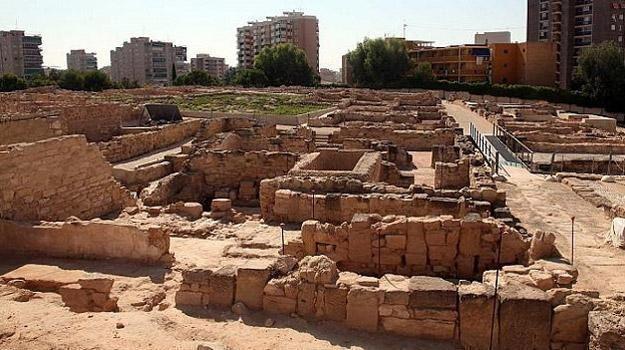 Lucentum Lucentum Archaeological Site AlicanteInfonet