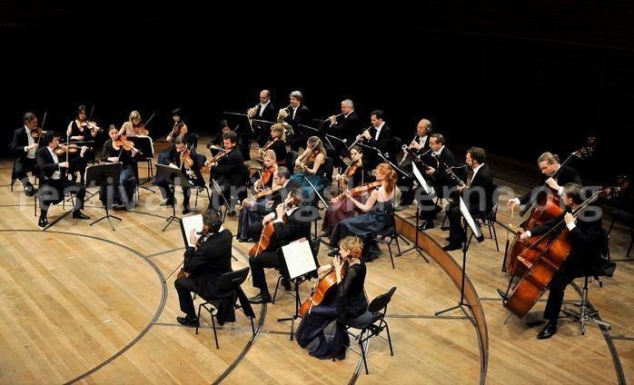 Lucerne Festival Strings About us Festival Strings Lucerne