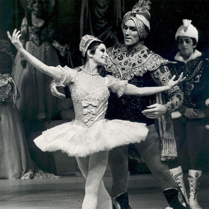 Lucette Aldous 7 December 1973 The Australian Ballet Story