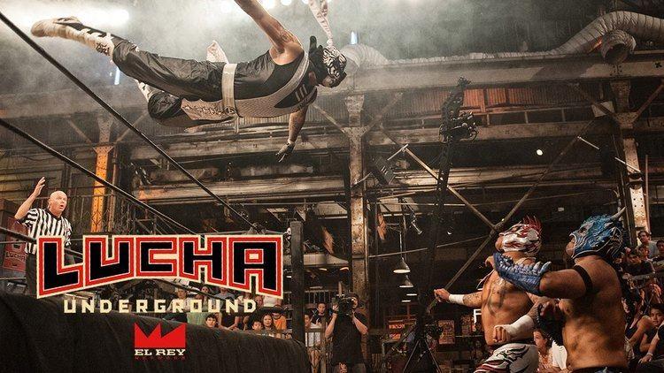 Lucha Underground Lucha Underground TV show on El Rey season 3
