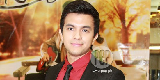 Lucho Ayala Lucho Ayala on doing kissing scene with male actor It39s