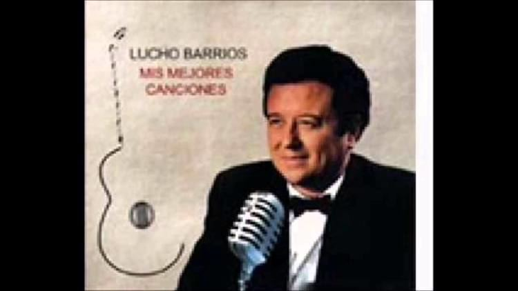 Lucho Barrios NO ME AMENACES LUCHO BARRIO YouTube