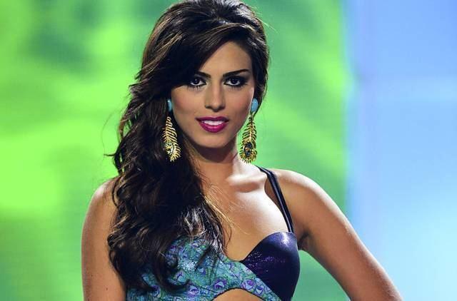 Lucia Aldana Lucia Aldana Miss Colombia Universe 2013 Latest Photos