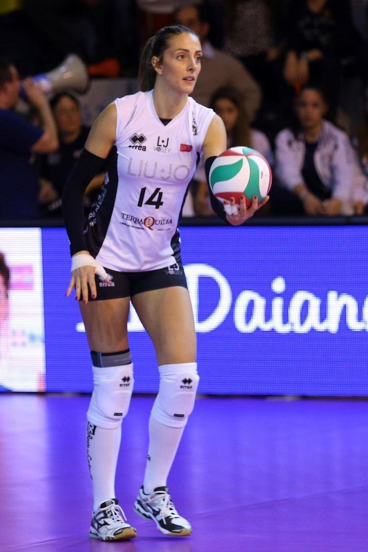 Lucia Crisanti Campionato A1 Savino del Bene Scandicci Liu Jo Modena foto Rubin