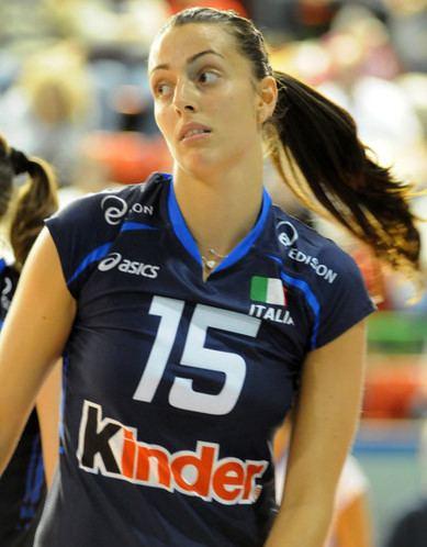Lucia Crisanti Prosegue lavventura azzurra di Lucia Crisanti Pianeta Volley