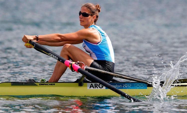 Lucia Palermo Remo Lucia Palermo fue segunda en el repechaje y avanz a cuartos