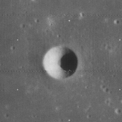Lucian (crater)