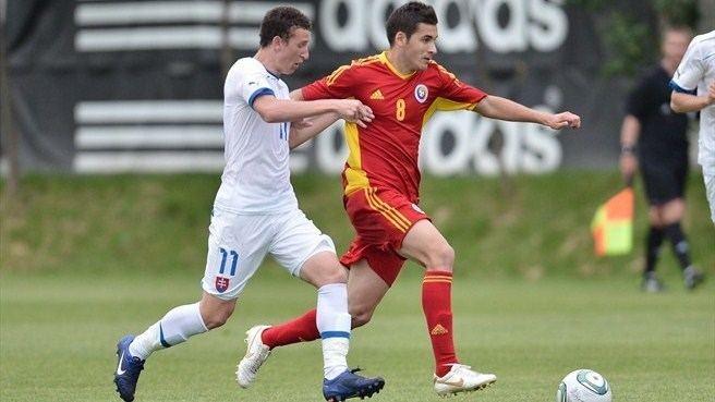 Lucian Filip Samuel tefnik Slovakia Lucian Filip Romania Under21
