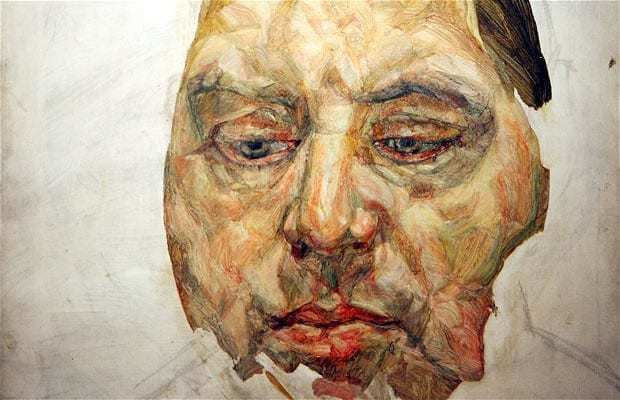 Lucian Freud Lucian Freud a towering and uncompromising figure in the