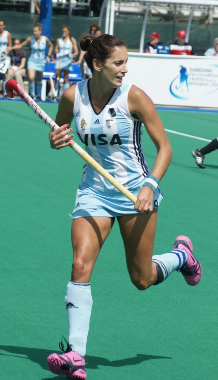 photo Luciana Aymar 4 Olympic medals