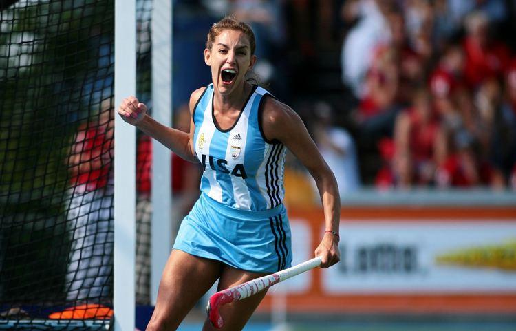 Luciana Aymar Argentina39s other 39Maradona39 chasing field hockey gold medal