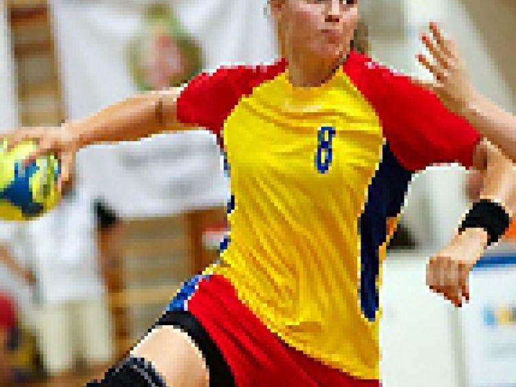 Luciana Marin Baia Mare HANDBAL Luciana Marin va juca la HCM Baia