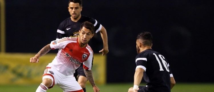 Luciano Acosta DC United acquire 21yearold midfielder Luciano Acosta on loan from