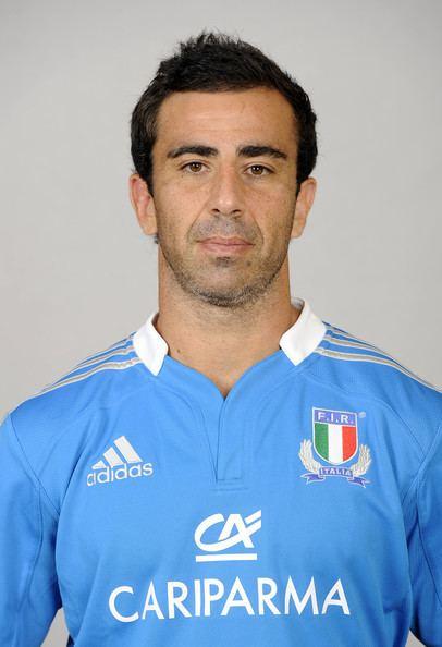 Luciano Orquera Luciano OrQuera Photos Italy Rugby Union Portrait