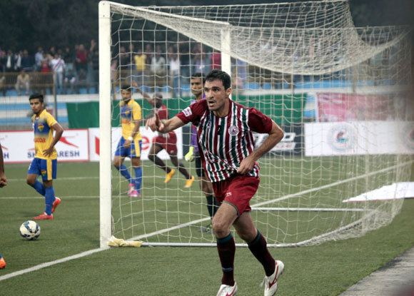 Luciano Sabrosa I League Mohun Bagan likely to retain Luciano Sabrosa Xtratime