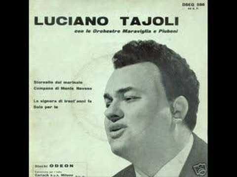 Luciano Tajoli httpsiytimgcomvio4w2ByQG3cAhqdefaultjpg