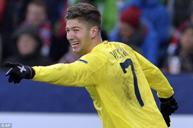 Luciano Vietto Liverpool boss Brendan Rodgers facing fight with Real