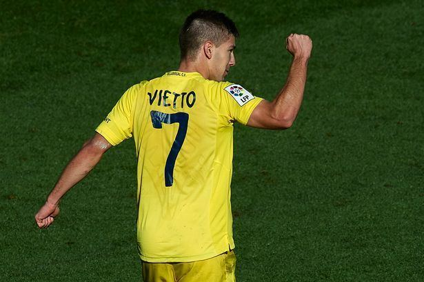 Luciano Vietto Who is Luciano Vietto 5 things you need to know about the
