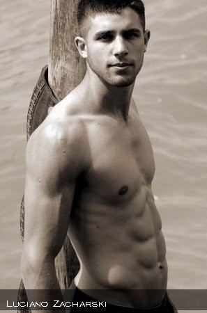 Luciano Zacharski Hot Luciano Zacharski Daily Male Models