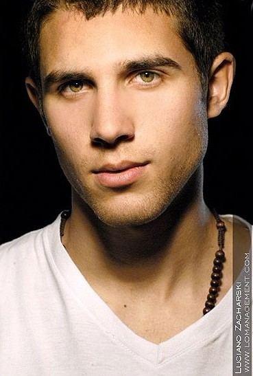 Luciano Zacharski Argentinian Model and Actor Luciano Zacharski Daily Male Models