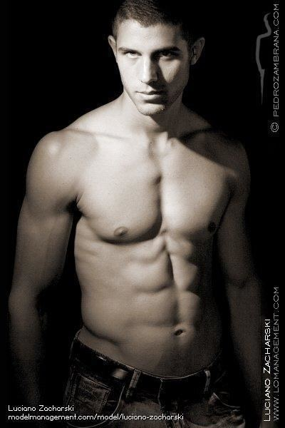 Luciano Zacharski Luciano Zacharski a model from Mexico Model Management