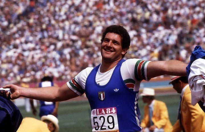 Luciano Zerbini Luciano Zerbini un atleta assoluto 2 volte olimpionico e 4 volte
