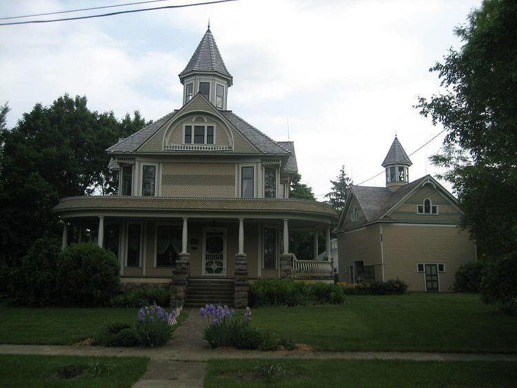 Lucien Boneparte Covell House