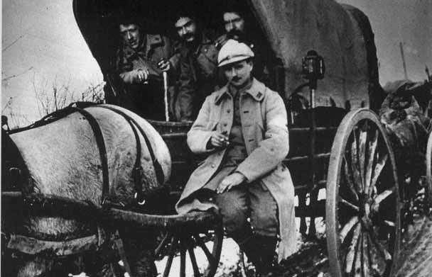 Lucien Durosoir World War I Bridges Italy WW1 Centenary from the river